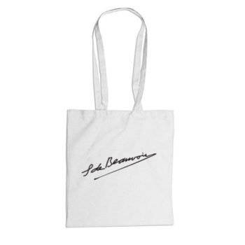 Simone de Beauvoir -tote bag-