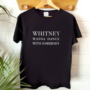 t shirt, camiseta, WHITNEY houston